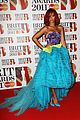 rihanna brits red carpet 13