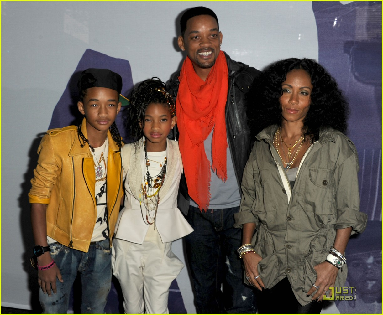 willow smith never say never premiere 102518000
