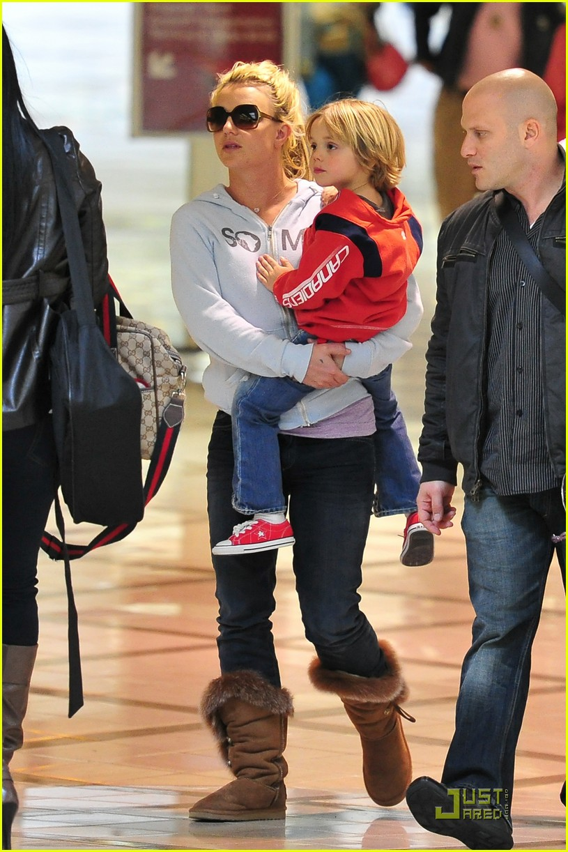 britney spears jason trawick lax 04