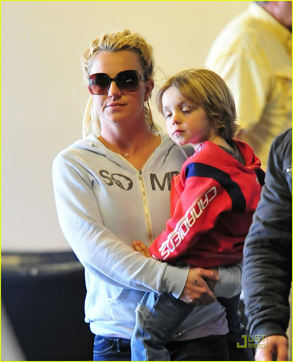 britney spears jason trawick lax 07