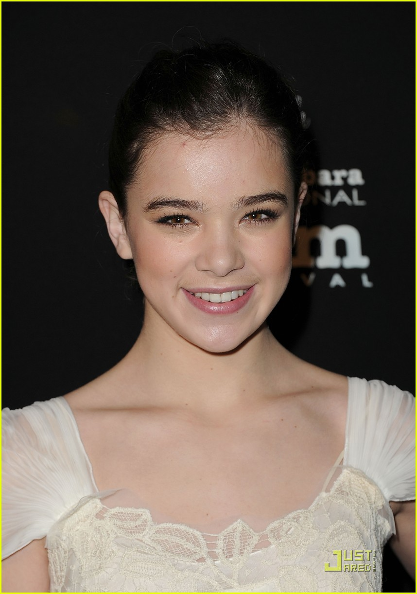 hailee steinfeld santa barbara film festival 06
