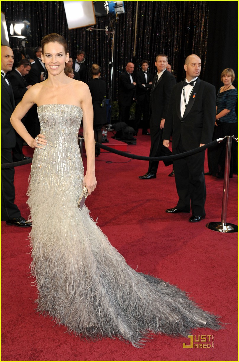 hilary swank oscars 2011 05