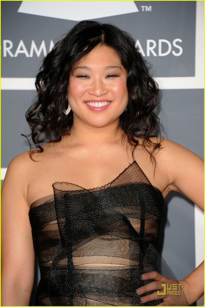 jenna ushkowitz matthew morrison darren criss grammys 03