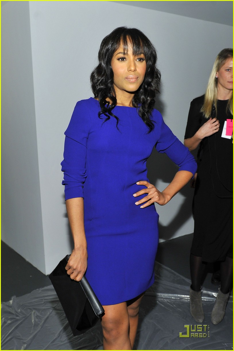 kerry washington zoe saldana calvin klein show 11