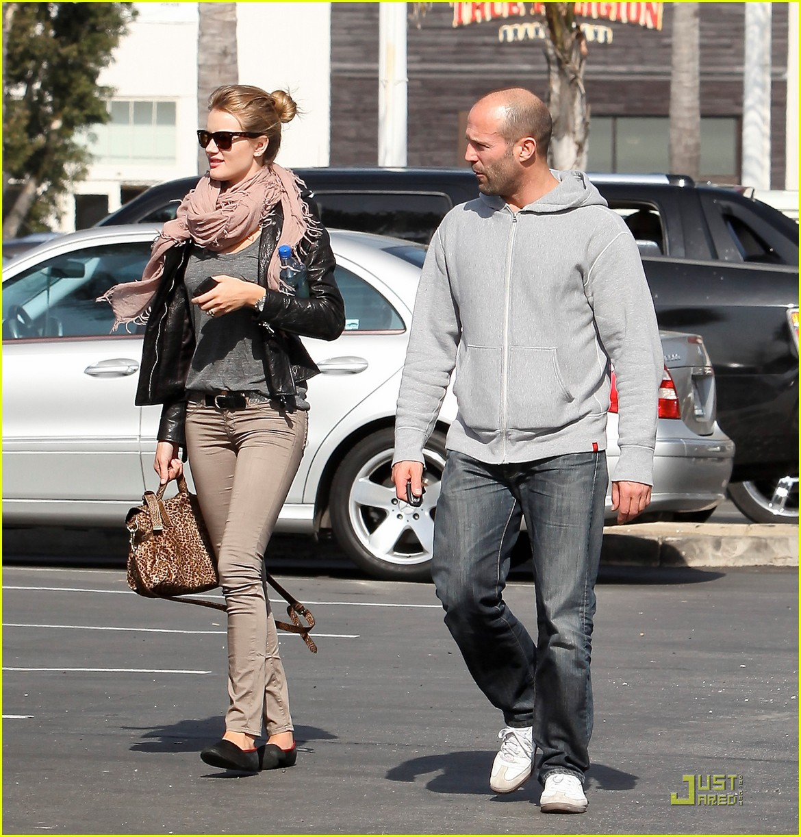 rosie huntington whiteley jason statham malibu 102518044
