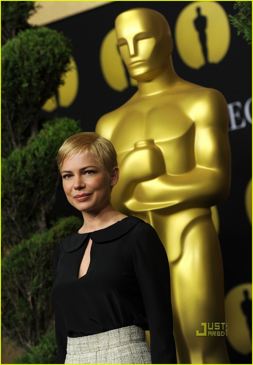 michelle williams oscar nomination luncheon 05