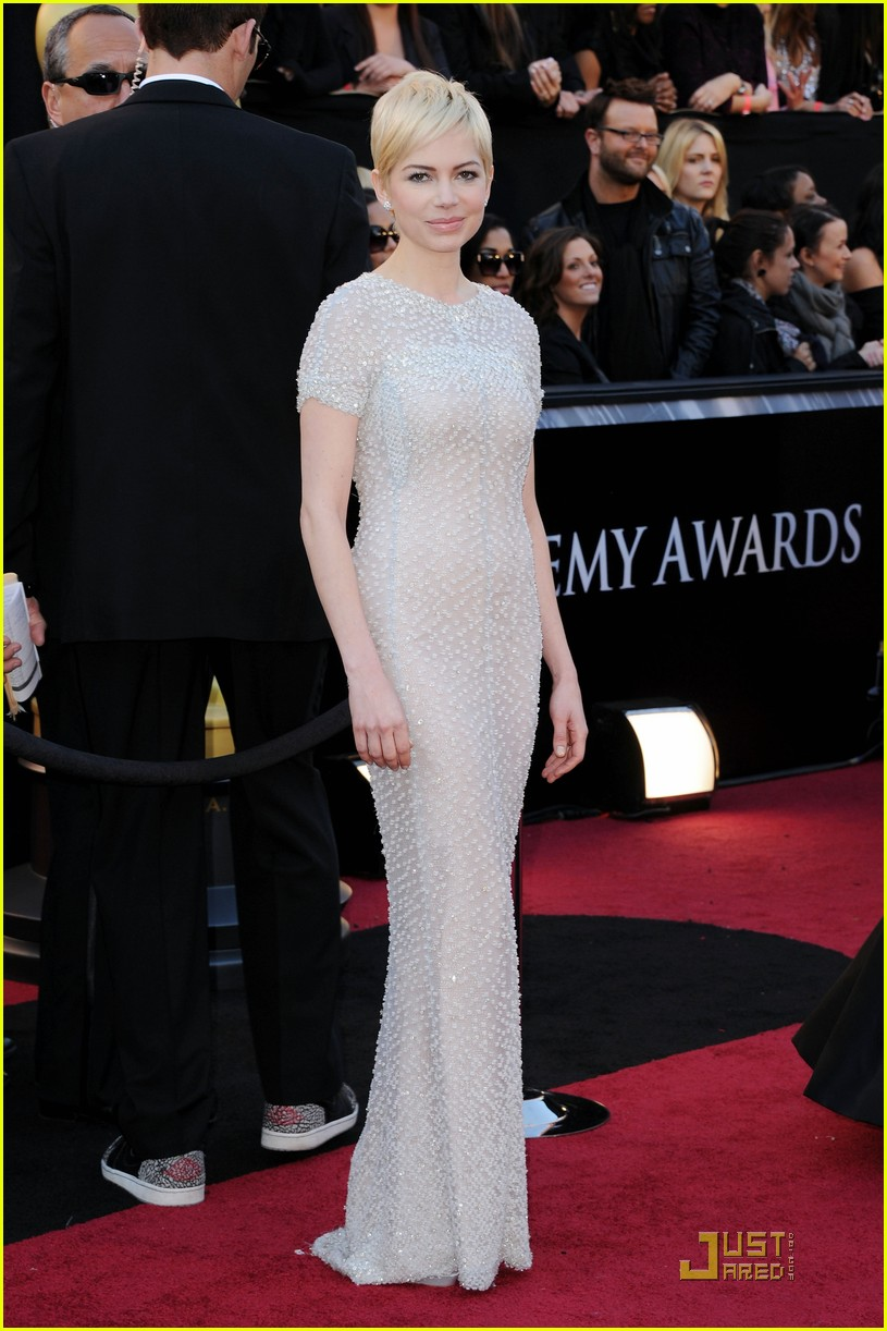 michelle williams oscars 03