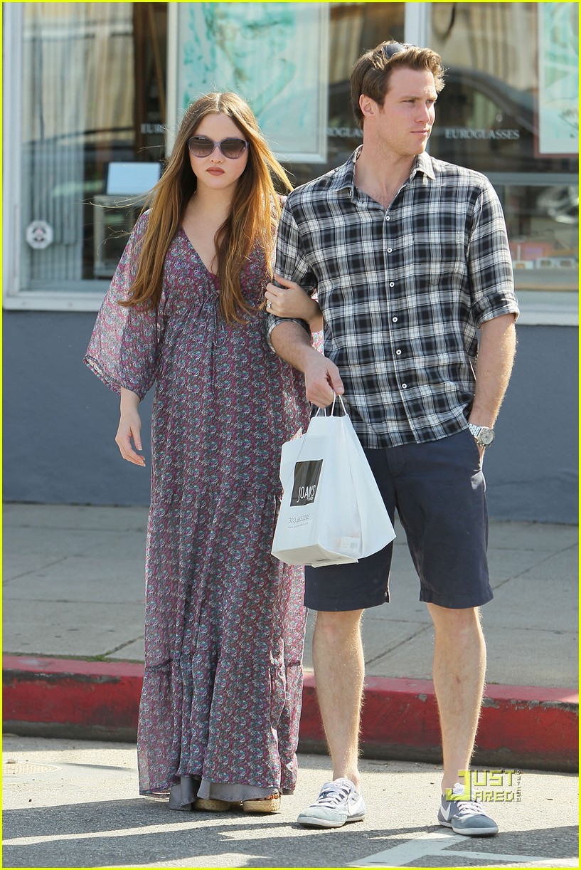 pregnant devon aoki james bailey joans on third 01