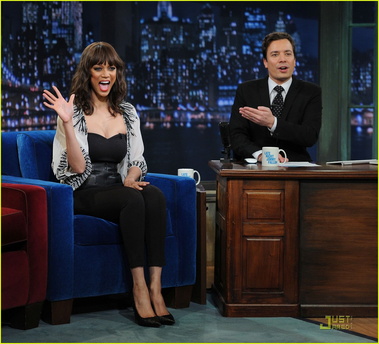 tyra banks jimmy fallon 102527703
