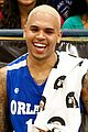 chris brown celebrity charity game 07
