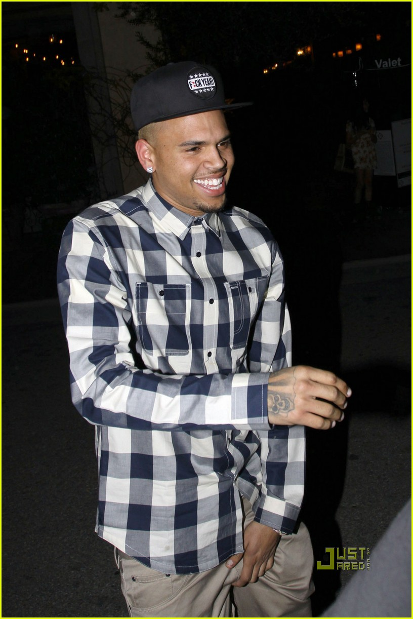 chris brown maggianos 05
