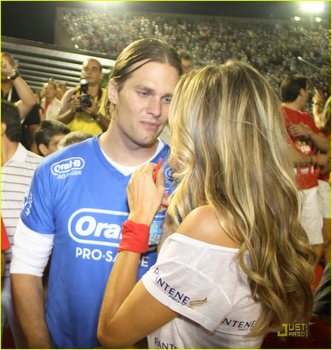 gisele bundchen tom brady carnival couple 20