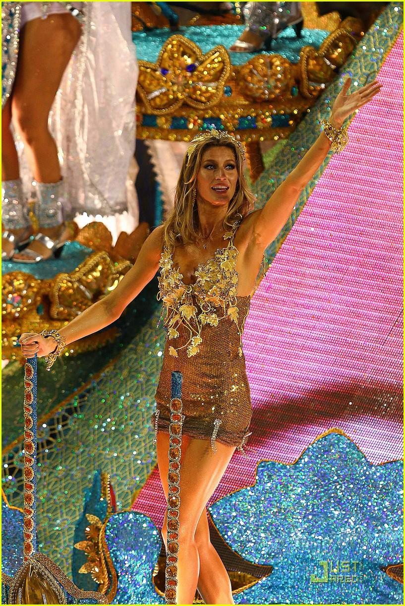 gisele bundchen samba 09