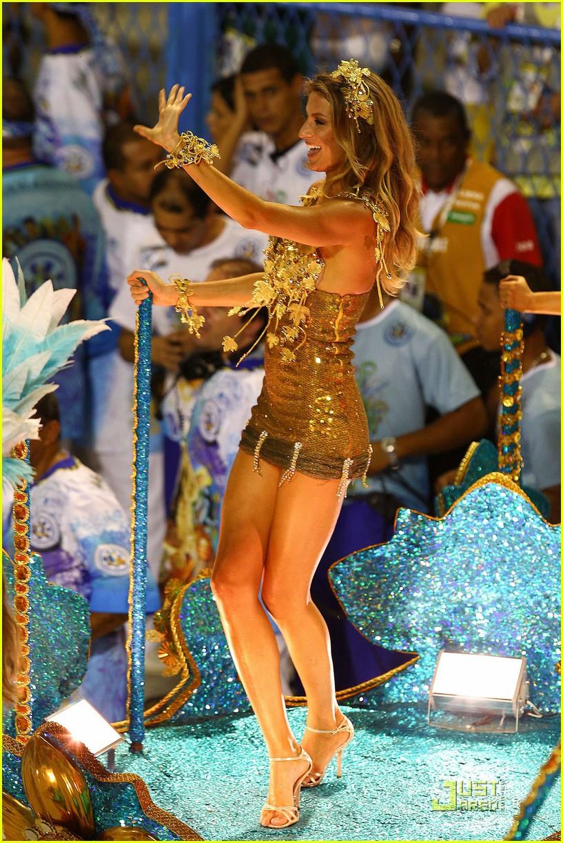 gisele bundchen samba 18