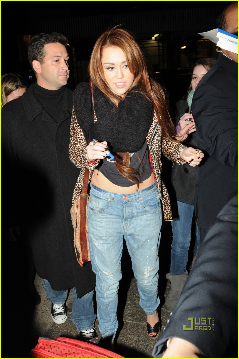 miley cyrus snl after party 02