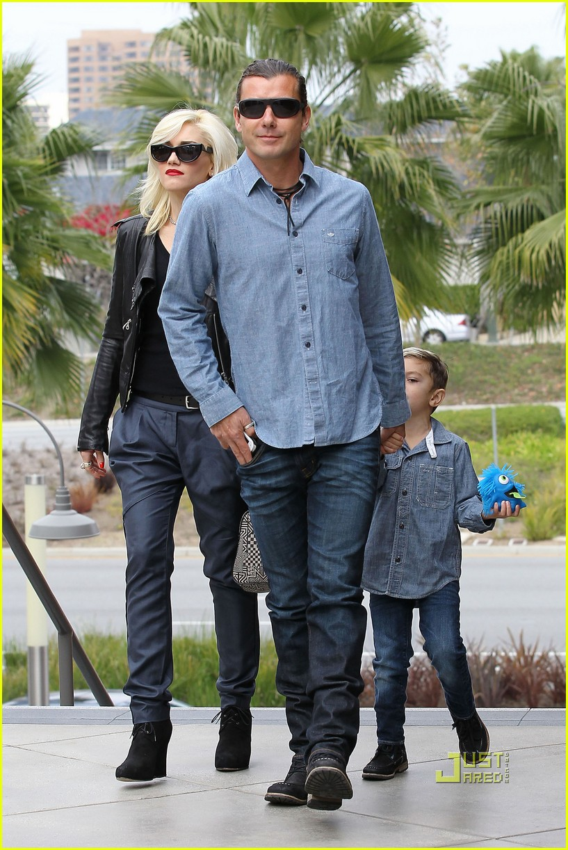 gwen stefani gavin rossdale kingston zuma birthday party 18