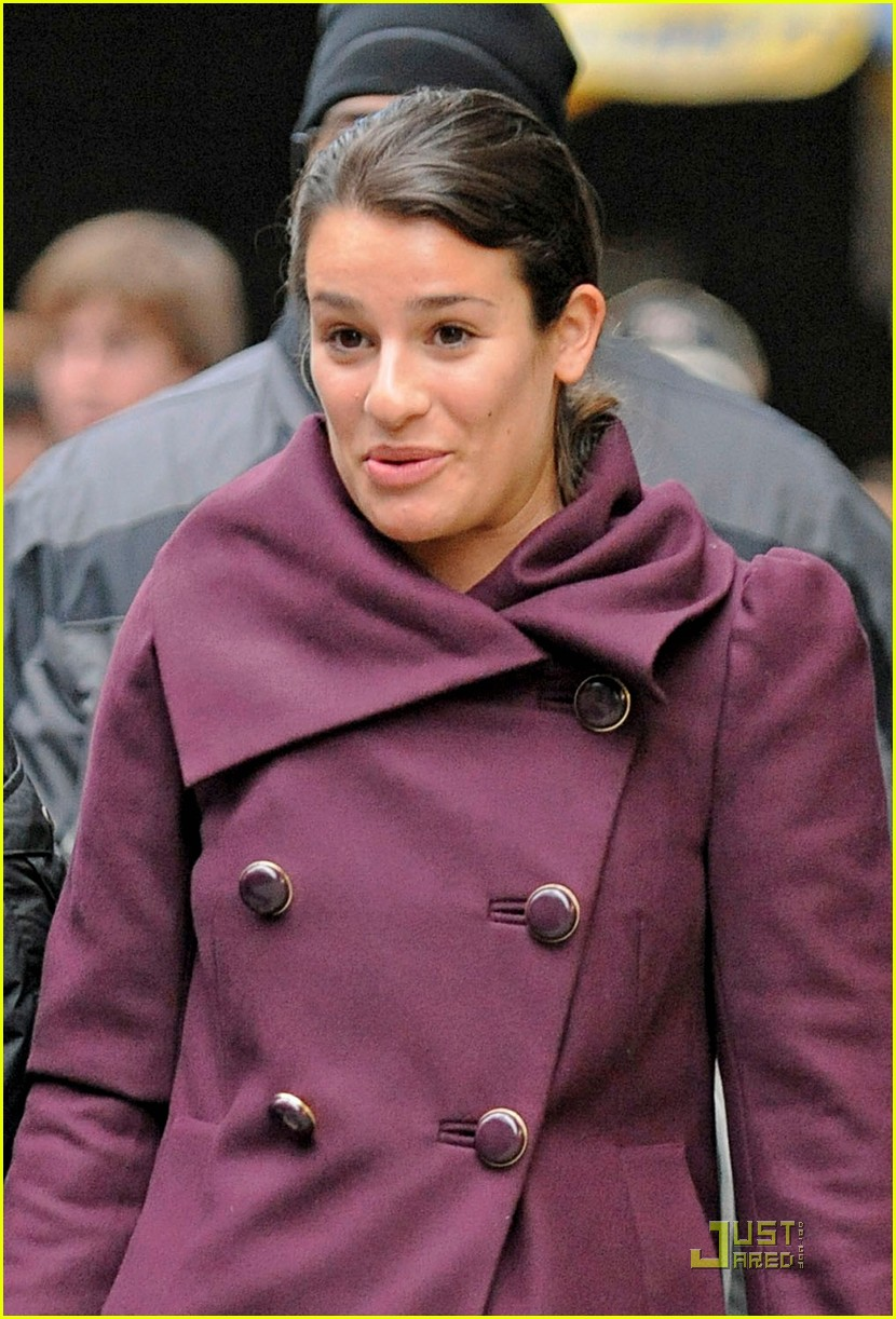lea michele new years eve 06