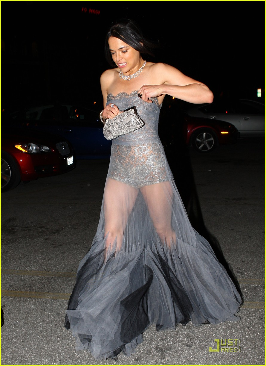 michelle rodriguez sheer dress 03