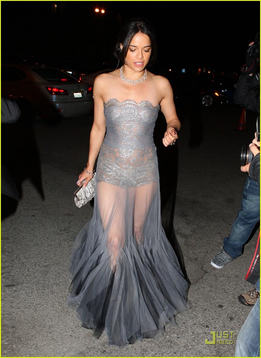 Sheer Oscar After Party Dresses