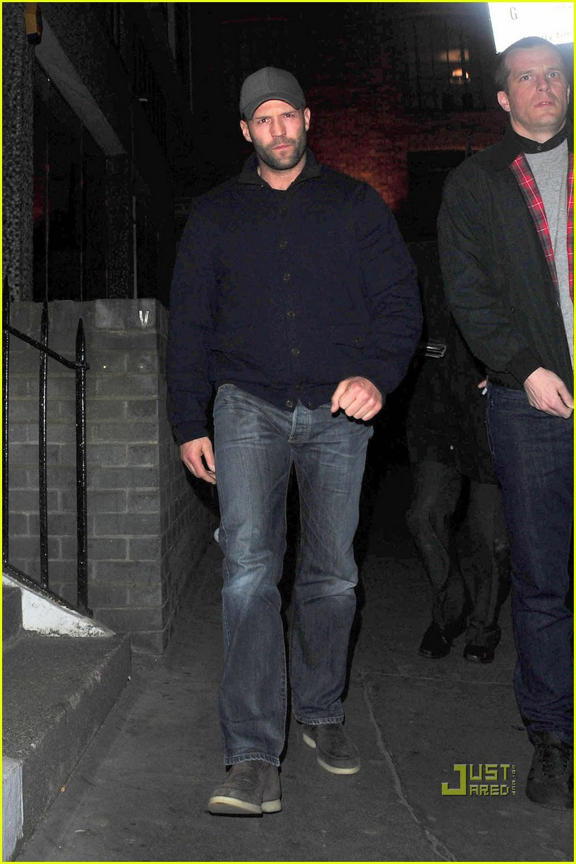 rosie huntington whiteley jason statham soho london 02
