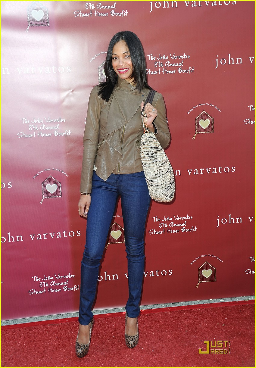 zoe saldana johnvarvatos stuart house benefit 012527470