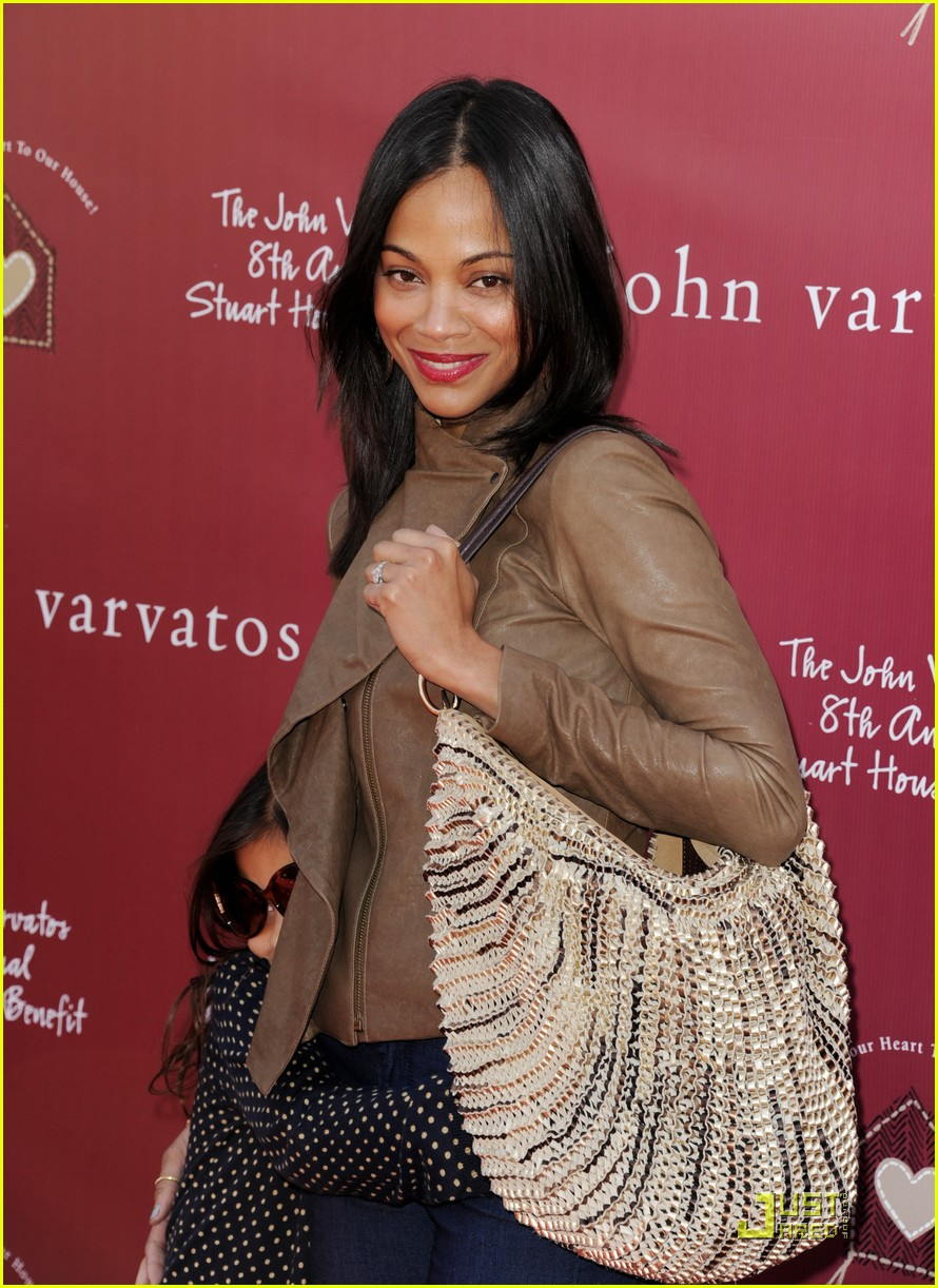 zoe saldana johnvarvatos stuart house benefit 052527474