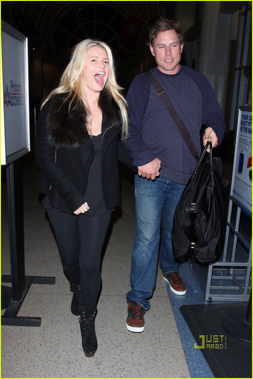 jessica simpson eric johnson lax 04