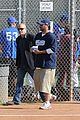 britney spears jason trawick little league game 06
