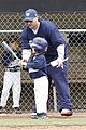 britney spears little league game  04