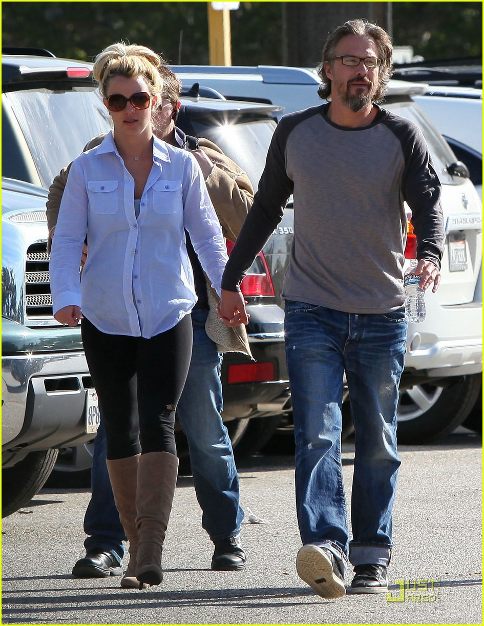 britney spears kevin federline reunite little league 012525581