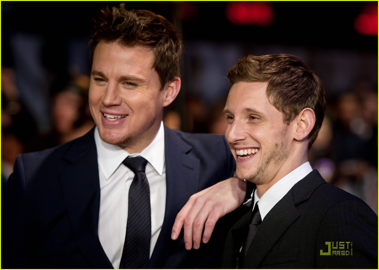 channing tatum eagle premiere jamie bell 11
