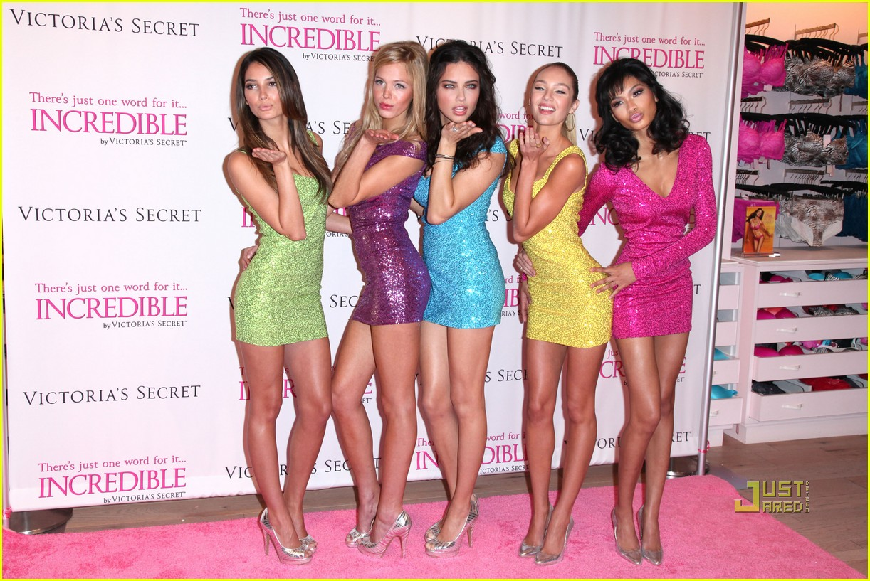 victorias secret angels incredible 072524245