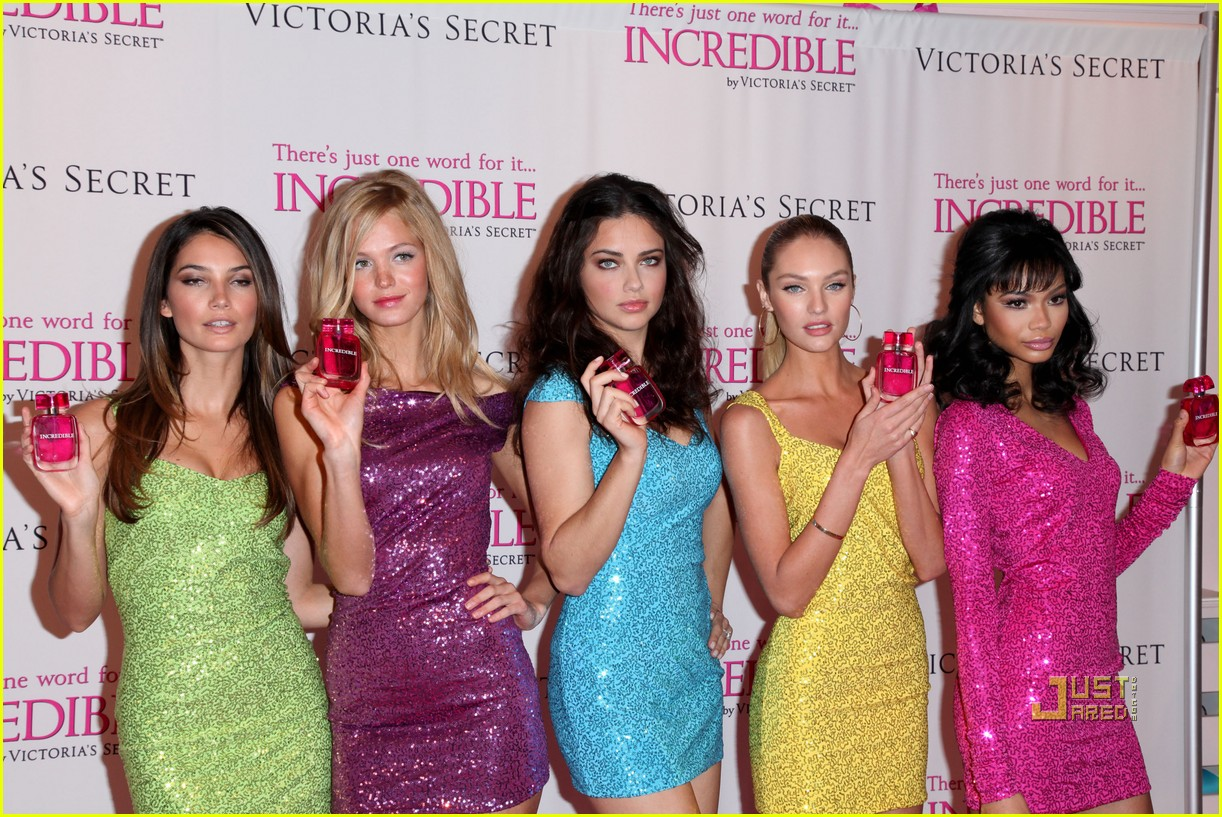 victorias secret angels incredible 09