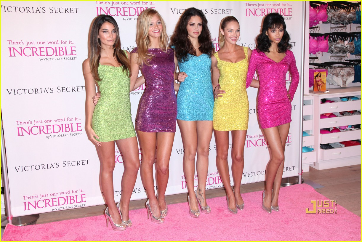 victorias secret angels incredible 28
