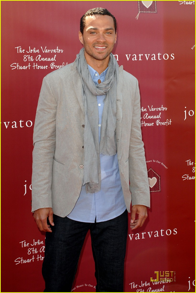 jesse williams john varvatos 012527462