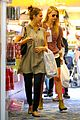 jessica alba shopping day with honor 14
