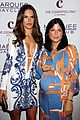 alessandra ambrosio marquee opening with selma blair 03