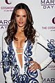 alessandra ambrosio marquee opening with selma blair 05