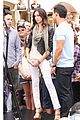 odette annable breaking in on extra 10