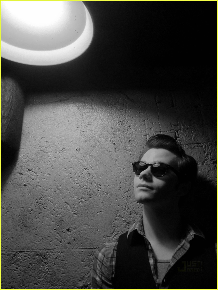 17 chris colfer