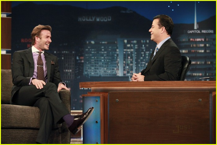 david beckham jimmy kimmel live 02