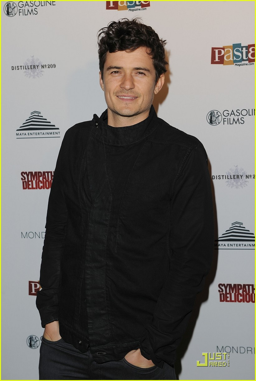 orlando bloom flynn named after late grandmother 05