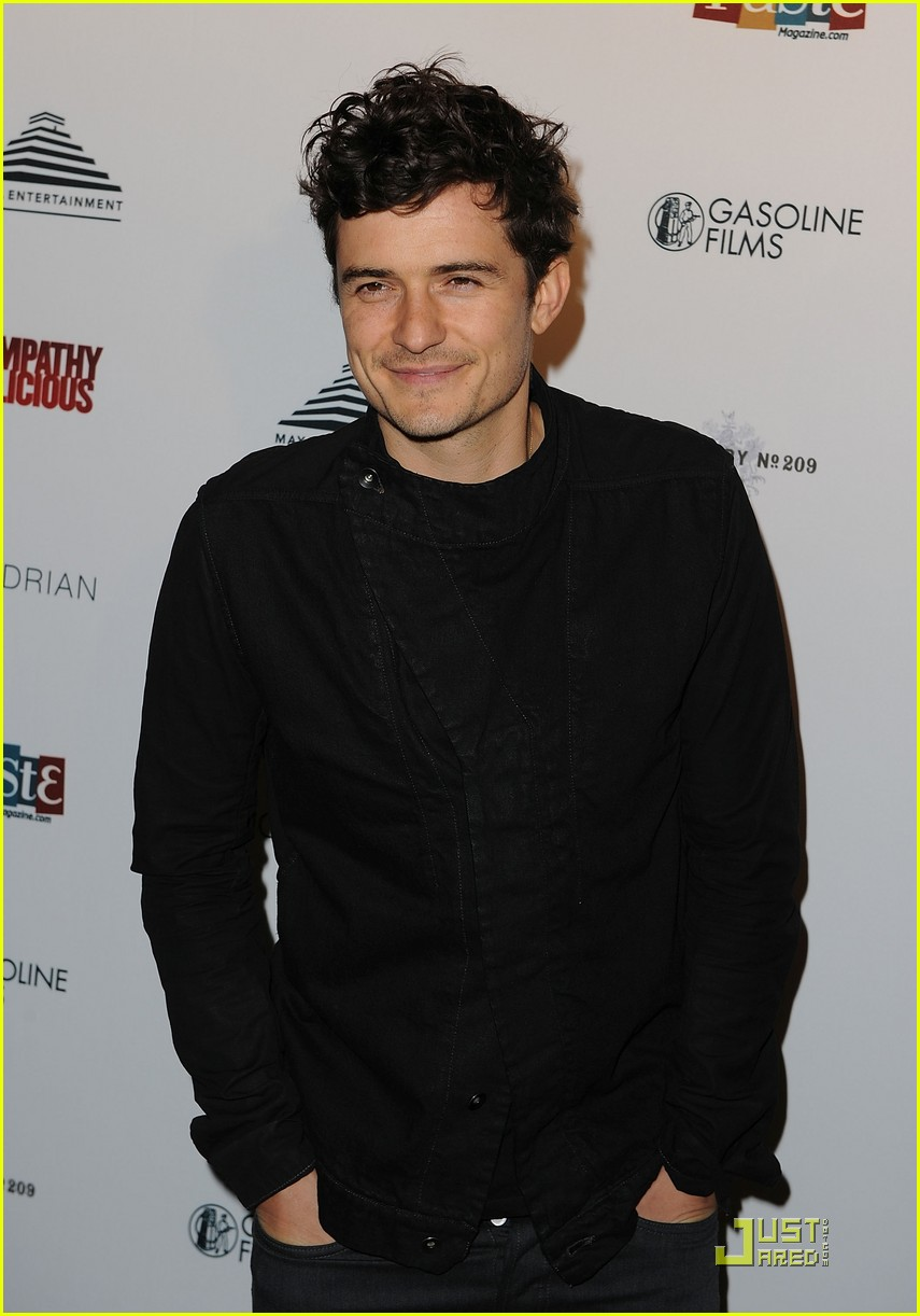 orlando bloom flynn named after late grandmother 09