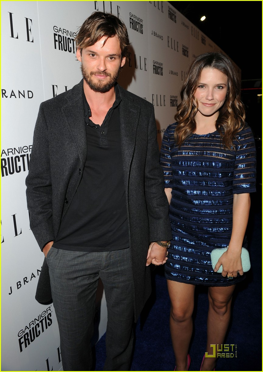 sophia bush austin nicholas elle music 03
