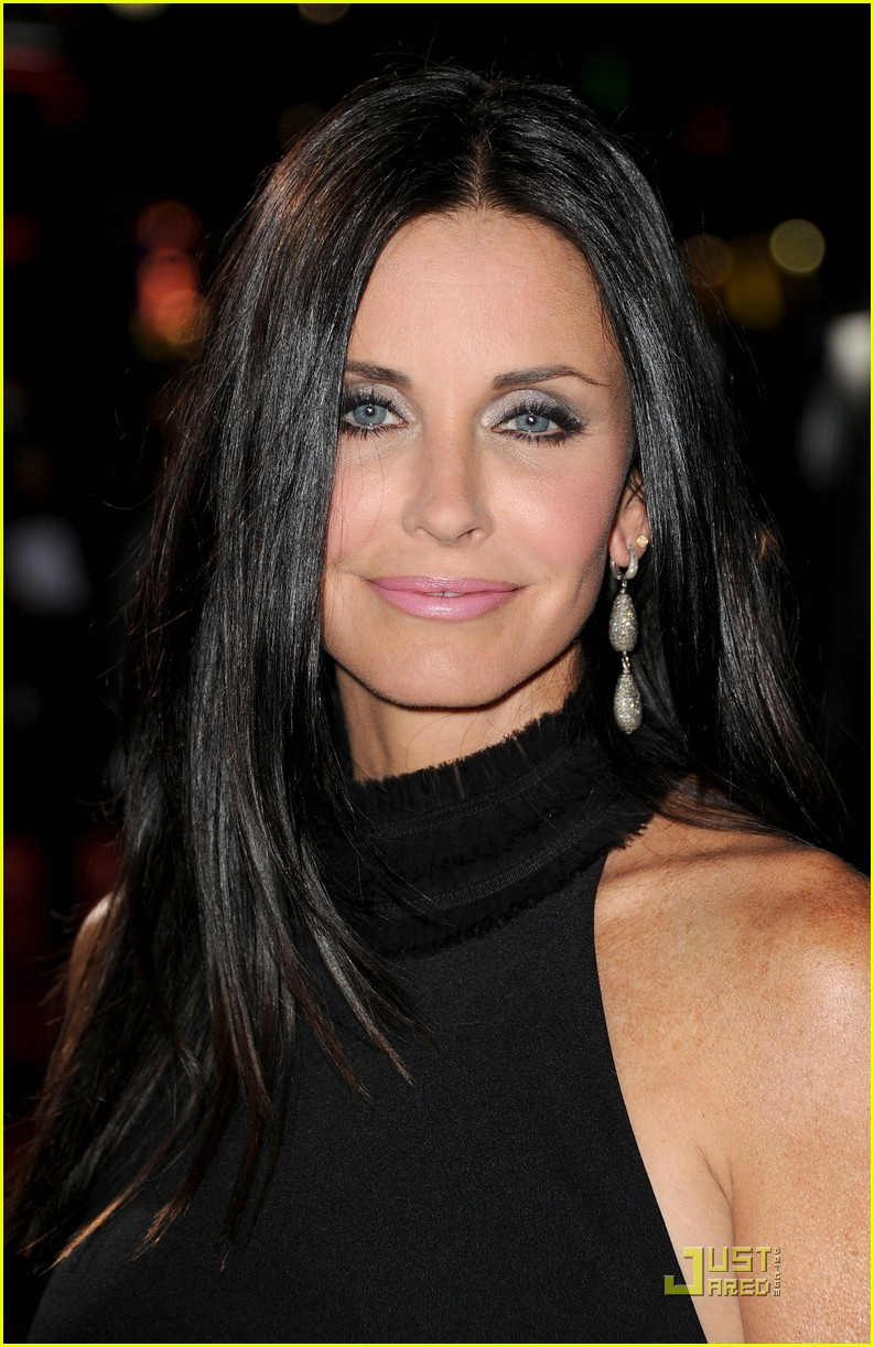 courteney cox david arquette neve campbell scream 4 premiere 10