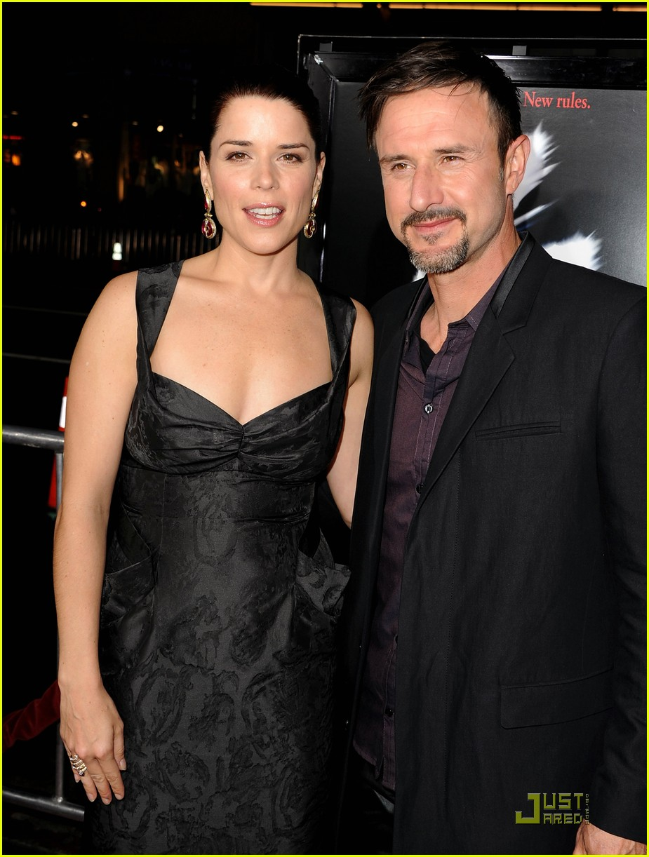 courteney cox david arquette neve campbell scream 4 premiere 13