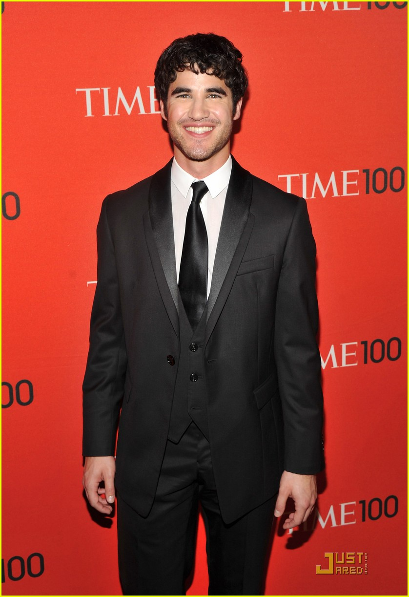 darren criss chris colfer time 100 gala 04