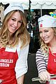 hilary haylie duff la mission easter 05