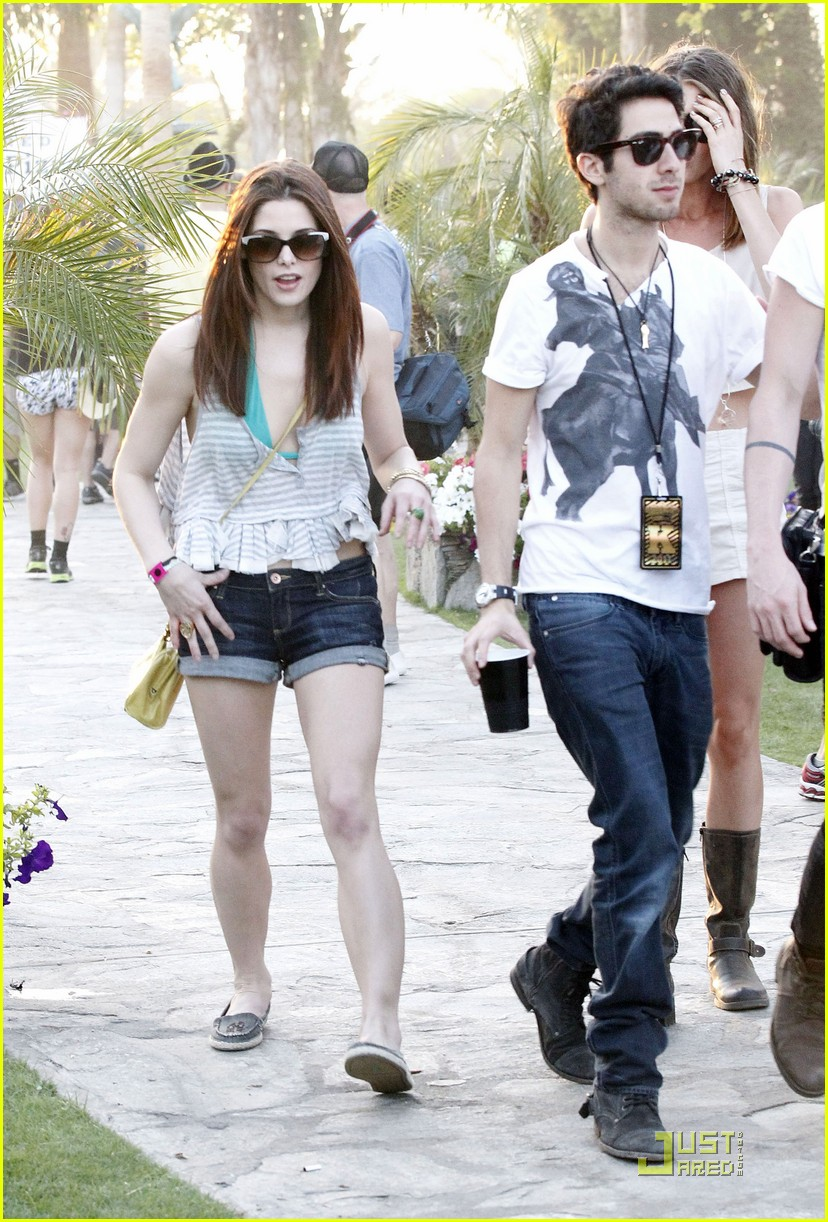 ashley greene coachella with mystery guy 01