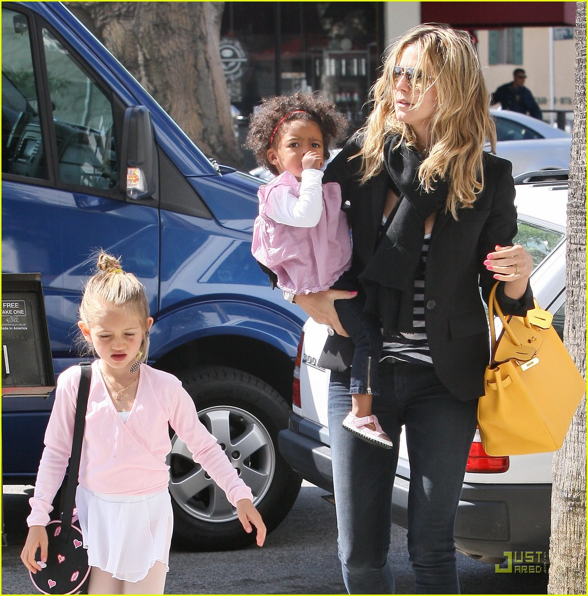 heidi klum family time with the kids 09